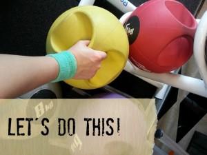 Medicine Ball Course for Fat Loss