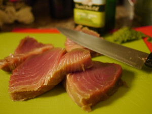 Simple & Easy Tuna Steaks