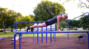 Parallel Bar Workout (+video!)