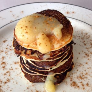 Saturday Bootcamp Workout V and Apple Cinnamon Protein Pancakes