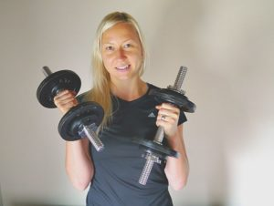 Beat Gym Boredom! My New Dumbbell HIIT Course