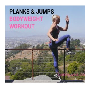 Saturday Morning Bootcamp XI: Planks & Jumps Workout