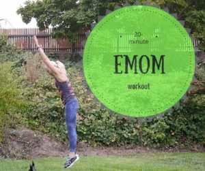 Saturday Morning Bootcamp: 20 Minute EMOM Workout (+video!)