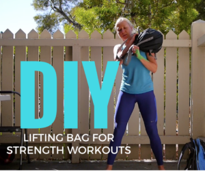 Do It Yourself: Lifting Bag for Strength Workouts
