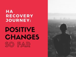 Hypothalamic Amenorrhea Recovery Journey: Positive Changes So Far