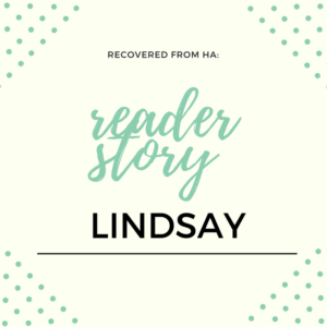 "Lindsay's Hypothalamic Amenorrhea Recovery Story: ""There's Now More Freedom In My Life"""