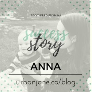 "Anna's Hypothalamic Amenorrhea Recovery Story: ""I Would've Gained 50+ If That Meant Finding My True Health"""