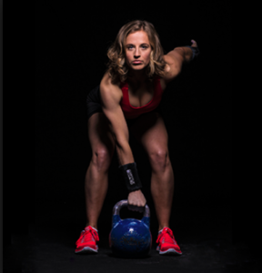 Brittany van Schravendijk on Kettlebell Sport, Overtraining, Loss Of Period and Body Image